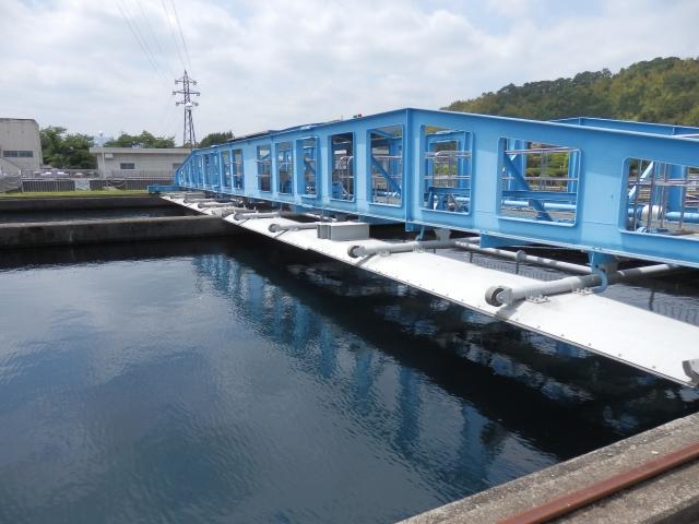 浄水場・処理場防水工事